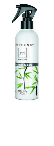 Essentials Raumspray Black Bamboo 250 ml